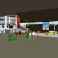 Imagined Airport model cbimage